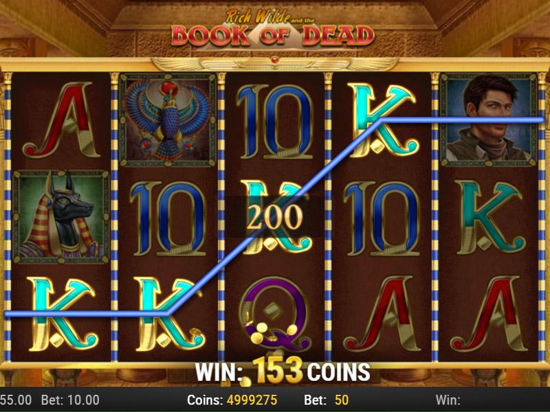 Book Of Dead Slot Spielen | Alles Zum PlayN GO Spielautomaten